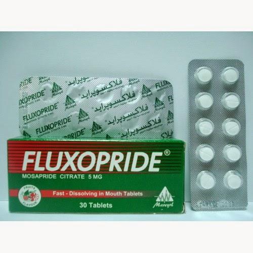 موسابرايد,معدة,مرئ,ارتجاع,المعدة,التهاب,mosapride,gastritis,heart,burn,GERD,فلوكسبرايد ,fluxpride