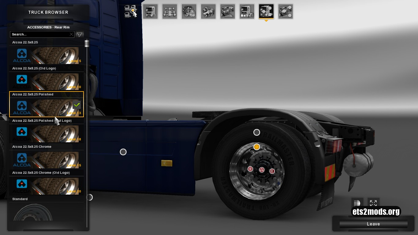 Wheels Pack by Smarty V 1.2.3