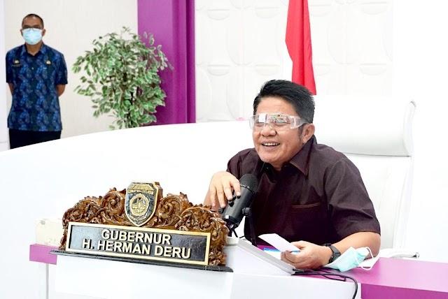 Herman Deru Arahkan Kepala Daerah Fokus ke Sektor Pertanian