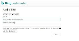 register website with google