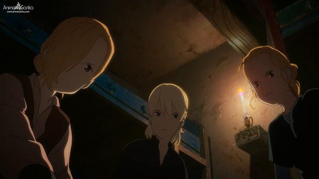 فيلم انمى Sayonara no Asa بلوراي 1080P مترجم اون لاين تحميل و مشاهدة