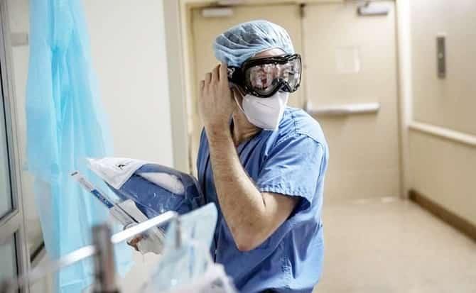 glasses, cap, coronavirus,