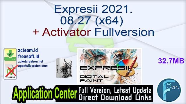 Expresii 2021.08.27 (x64) + Activator Fullversion