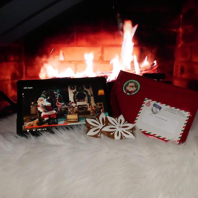 Personalizowany film i list od Świętego Mikołaja