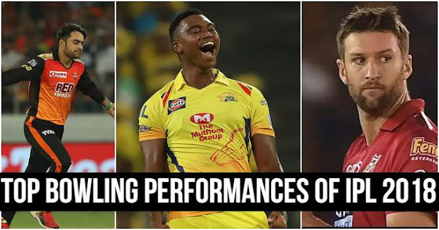 Top 5 Bowling Performances of the IPL 2018