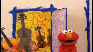 Elmo's World Violins