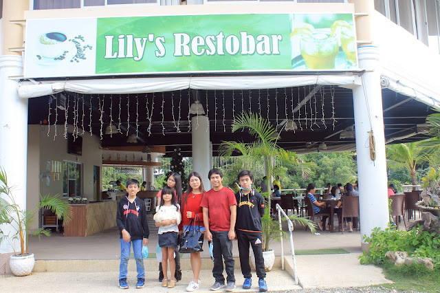 Justmom Food Review Cebu 2020 Lily's Restobar, Papa Kit's Marina and Fishing Lagoon - Family Photo img2