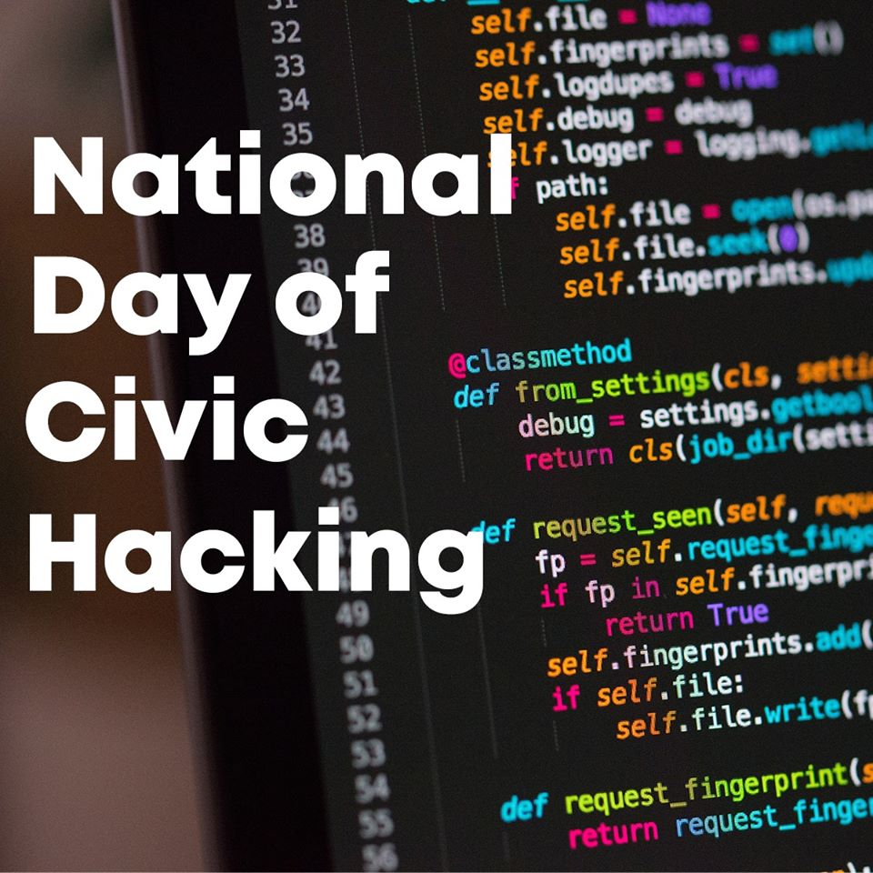 National Day of Civic Hacking Wishes For Facebook