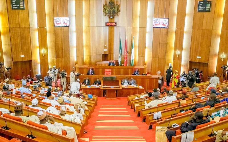 Image result for Senate steps down confirmation of 27 INEC REC nominees
