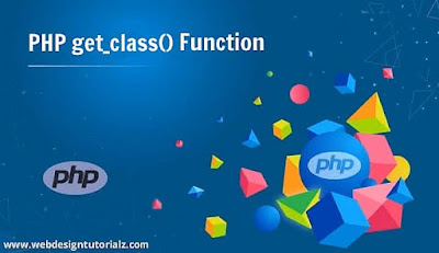 PHP get_class() Function