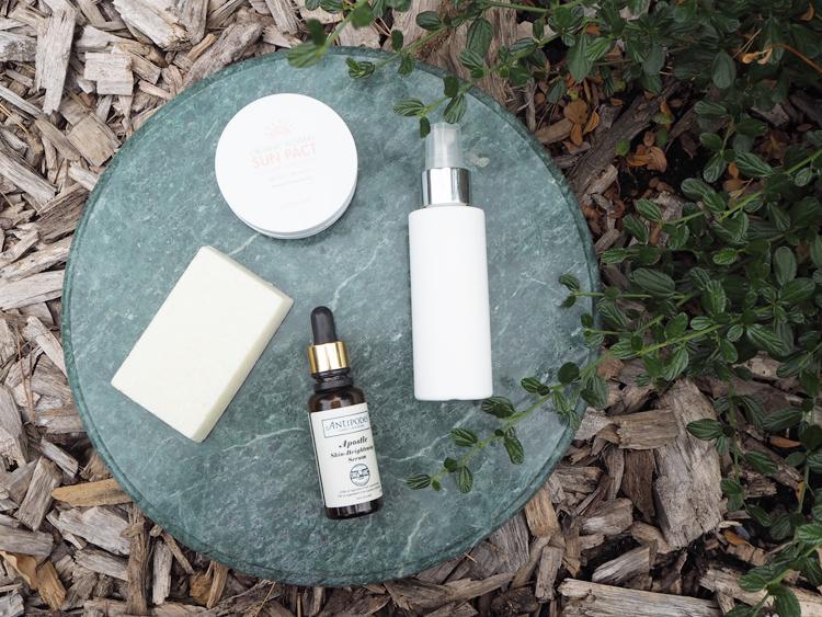 Morgendliche Gesichtspflege für reine Haut | Minimalismus, Zero Waste