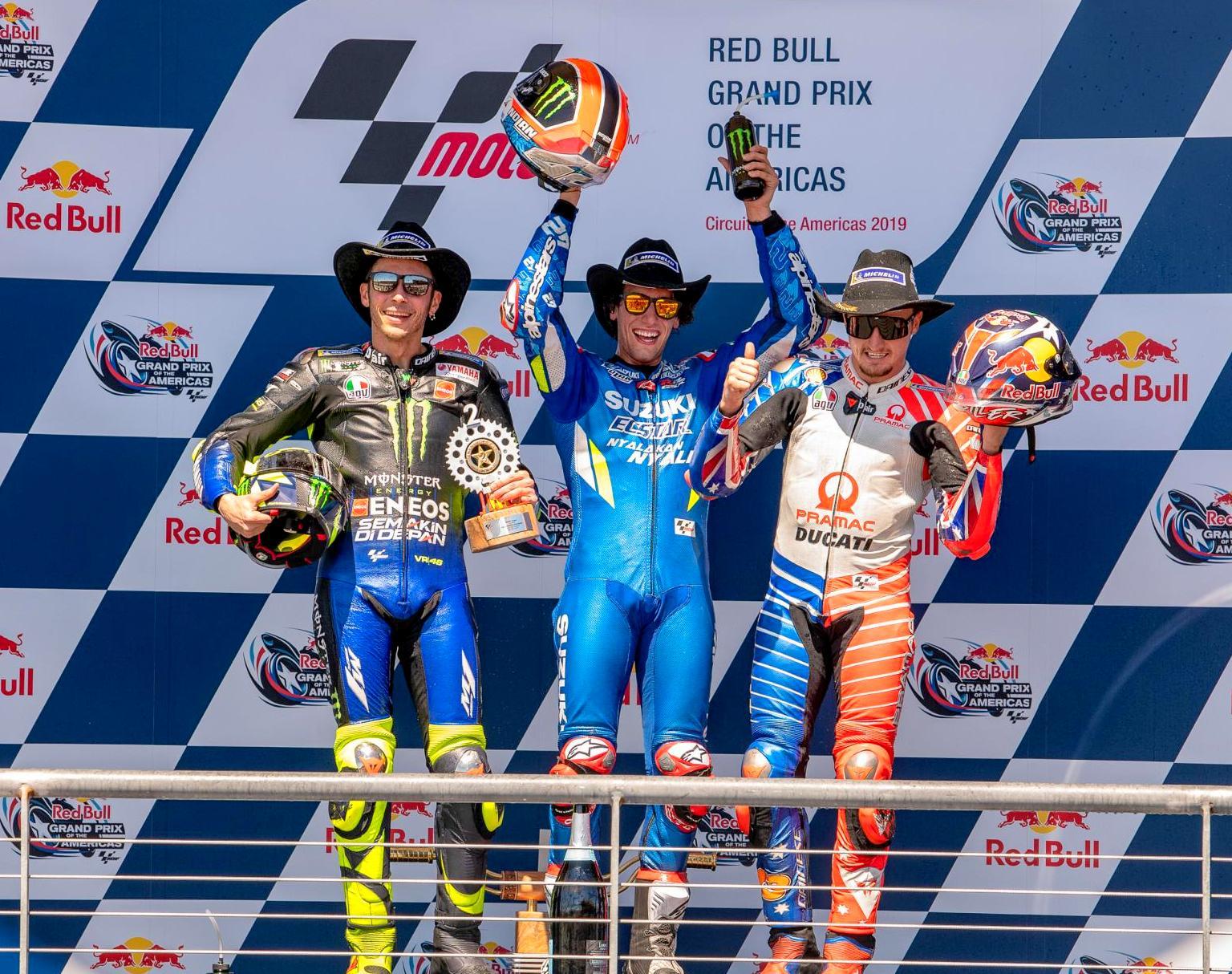 Karna Corona, MotoGP Austin Amerika 2020 juga di Batalkan !