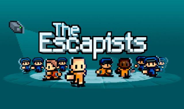 The Escapists locandina del gioco