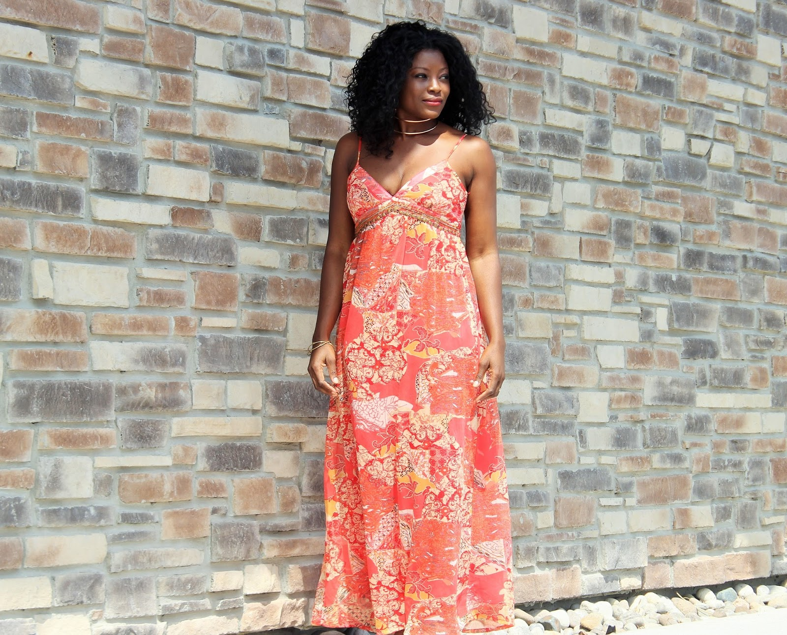 FOREVER 21 MAXI DRESS: THE CHOSEN ONE FOR A SUMMER STAYCATION AT ALOFT
