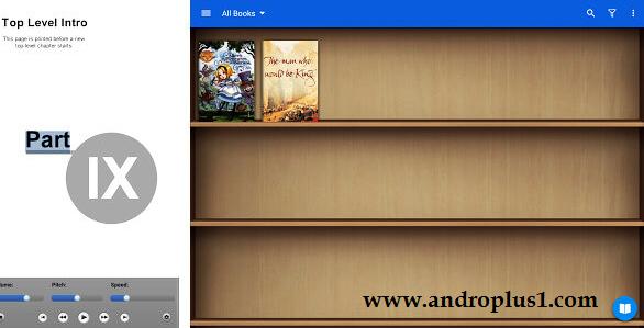 تحميل تطبيق Moon+ Reader Pro قارئ الكتب للاندرويد مجانا