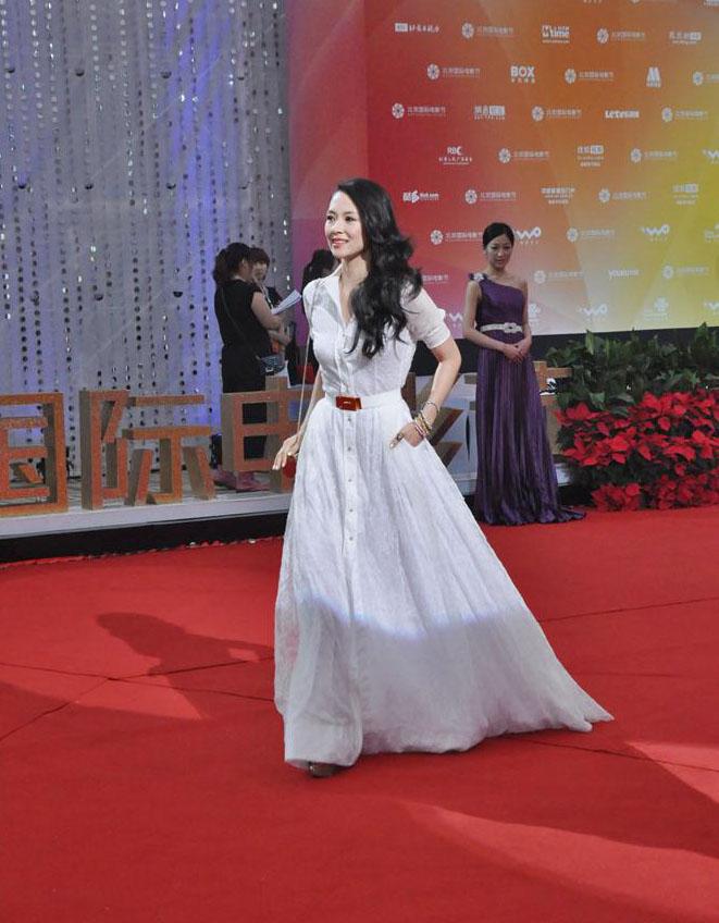 Favorite Hong Kong Actresses More Beijing Second