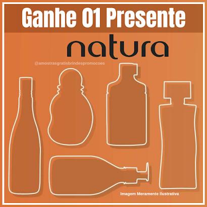Ganhe 01 Presente Natura