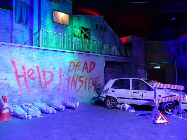 Zombie Outbreak, SkyAvenue, Genting Highland