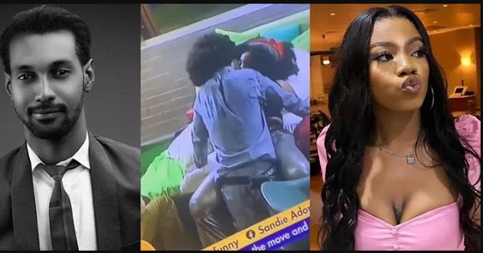 [#BBnaija] What I love about Angel -Evicted Yousef #Momusicdate