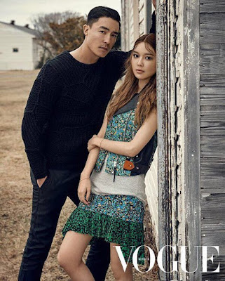Sooyoung Daniel Henny Vogue April 2016