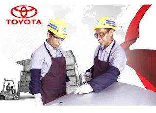 Lowongan Kerja Toyota