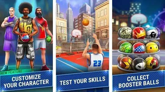 Game Bola Basket Terbaik di Android-9