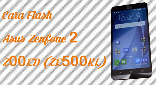Asus Zenfone 2 Z00ED Laser (ZE500KL)