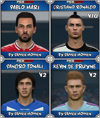 PES 2017 Facepack February 2020 V2 by Sameh Momen