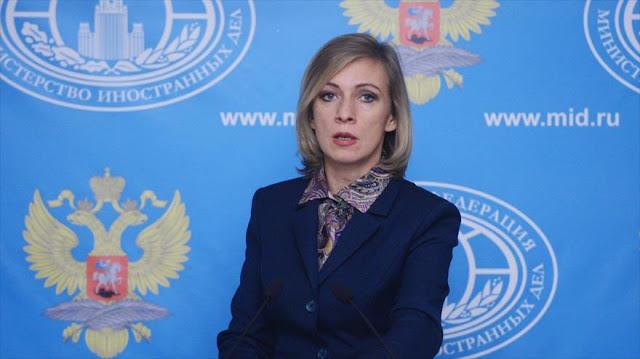 Rusia denuncia provocación militar de EEUU contra Moscú y Damasco