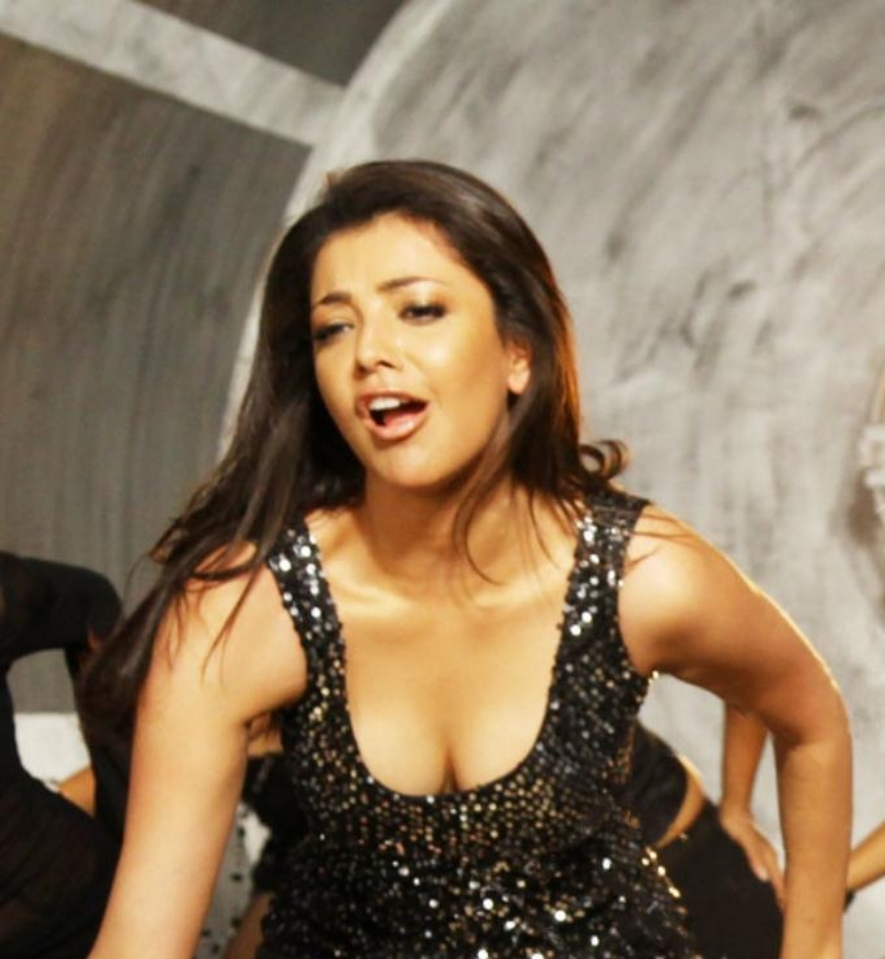 Kajal Agarwal Hot Images-9309