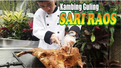 Kambing Guling Bandung Rasa Mantap ! ! !, Kambing Guling Bandung, Kambing Guling,