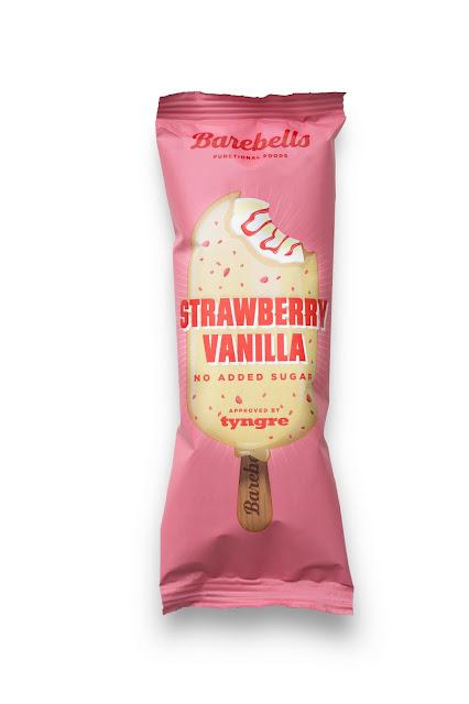 barebells strawberry vanilla