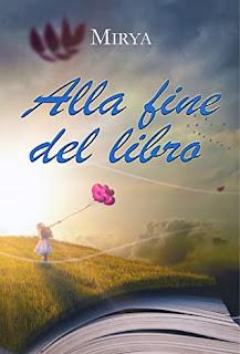 copertina prima edizione alla fine del libro mirya
