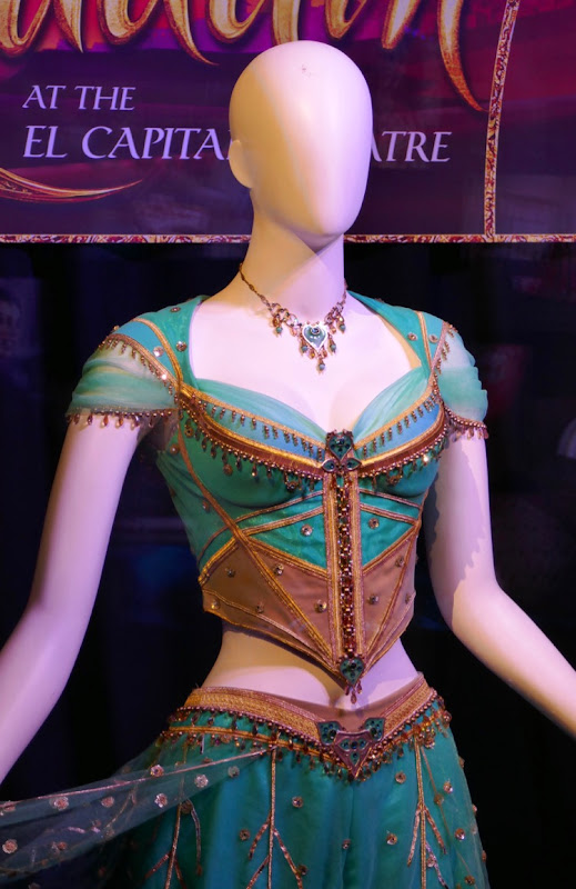Aladdin Princess Jasmine film costume