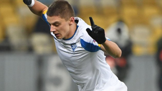 Manchester Unitd make loan offer for Dynamo Kiev defender Vitaliy Mykolenko