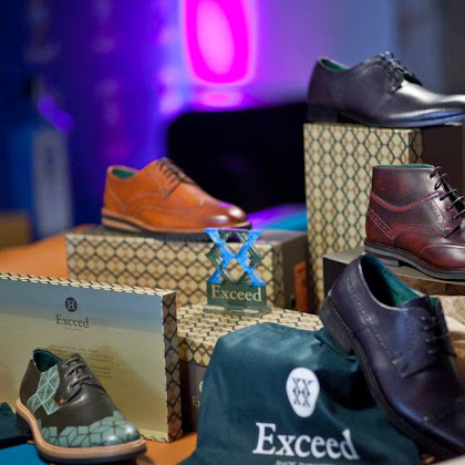 Gentleman's Hour com Exceed Shoe Thinkers