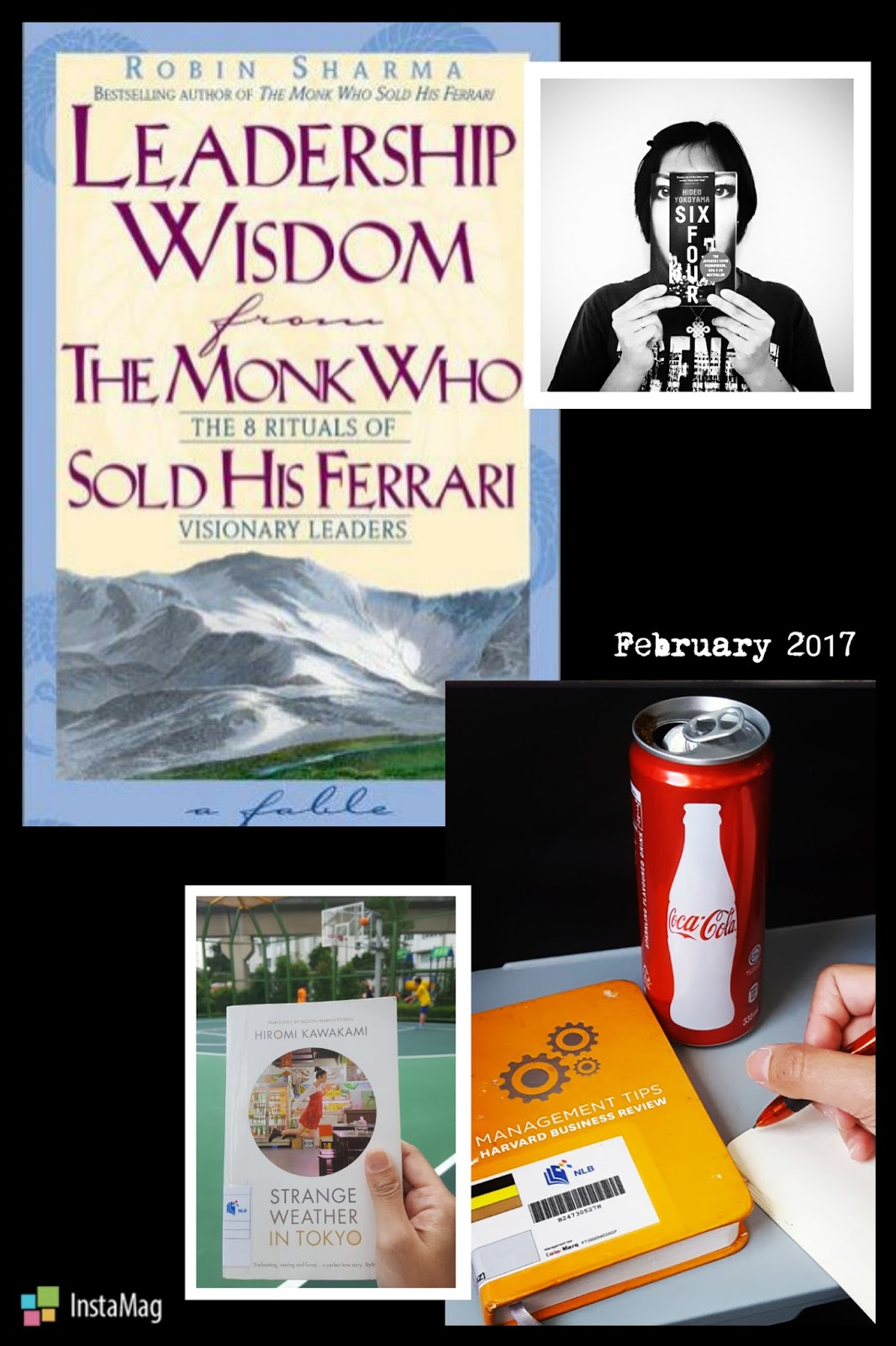 Overcome Life Books Read For The First Half Of The Year 2017