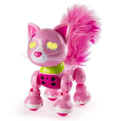 TOYS : JUGUETES - ZOOMER Meowzies  Arista : Gata | Mascota Electronica Interactiva  Producto Oficial 2016 | A partir de 5 años  Comprar en Amazon España & buy Amazon USA