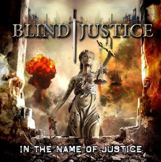 "Το τραγούδι των Blind Justice ""A Night With An Angel"" από τον δίσκο ""In the Name of Justice"""