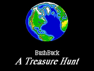 Bush Buck - Global Treasure Hunter