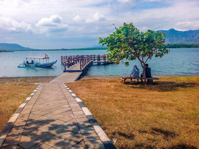 Tempat Wisata Alam Karang Sewu Gilimanuk Bali