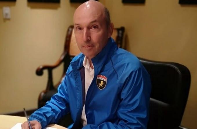 ¡Bomba! El exseleccionador Javier Álvarez es nuevo gerente deportivo del DEPORTES TOLIMA