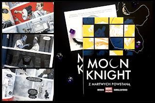 Recenzja komiksu Moon Knight Z martwych powstaną