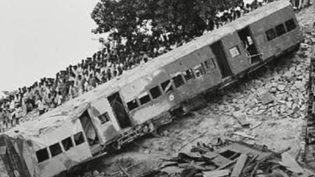 حادث قطار بيهار
