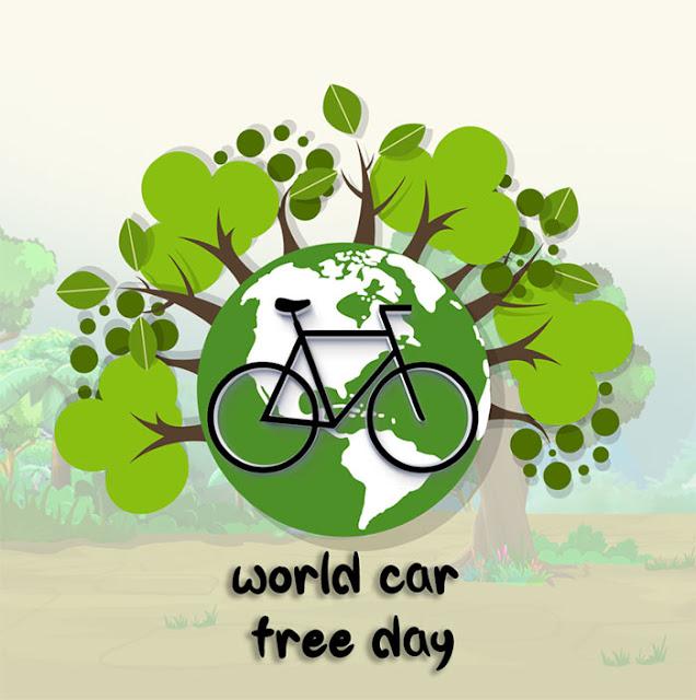 world car free day theme  photos