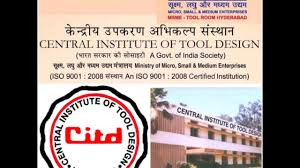 Central Institute of Tool Design (CITD), Hyderabad Admission for Diploma Courses Online Application /2020/03/Central-Institute-of-Tool-Design-CITD-Hyd-Admission-for-Diploma-Courses-Online-Application.html
