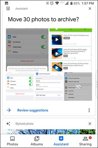 يمكن أن يقدم مساعد Google بعض الخيارات المفيدة.