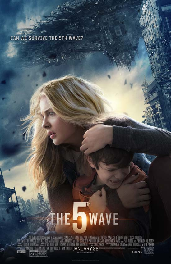 The 5th Wave 2016 Movie Free Download HD Online