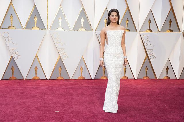Priyanka Chopra 2017 Oscars