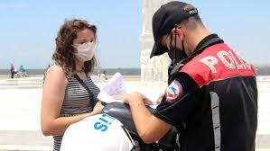 ولاية تركية تفرض حظر تجول جزئيا للسيطرة على انتشار كورونا